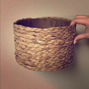 Other - Wicker basket